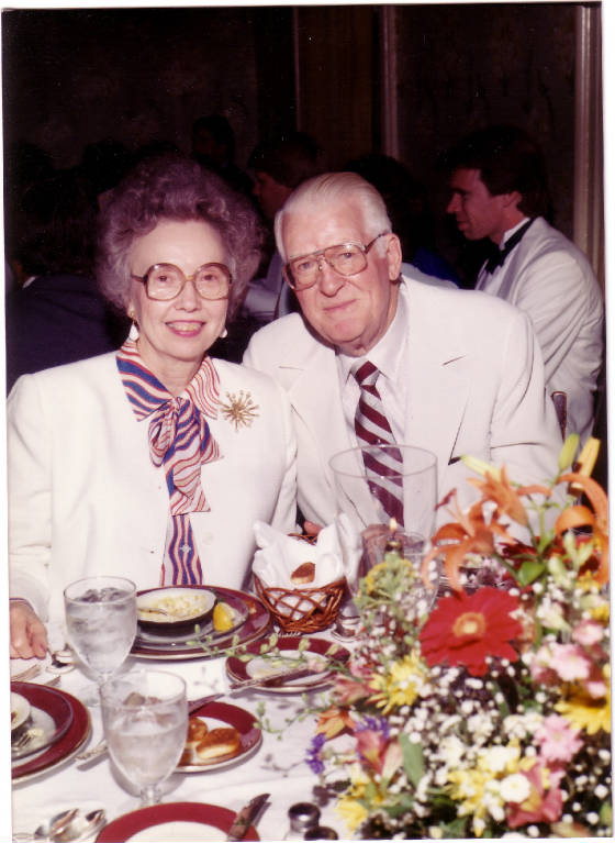 Margaret and Jim Wesberry